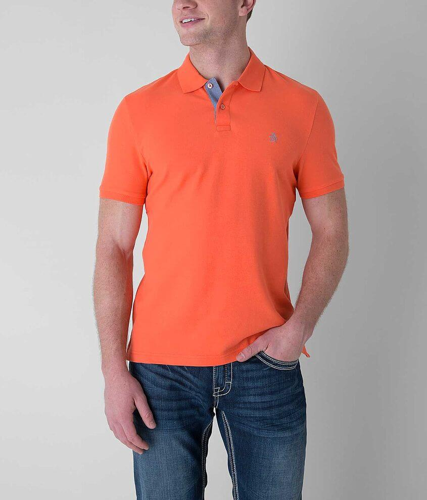 Penguin Daddy O Polo front view