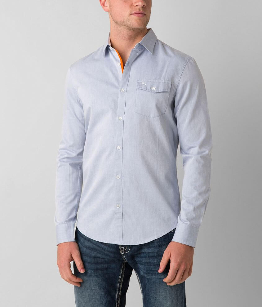 Penguin Solid Shirt front view
