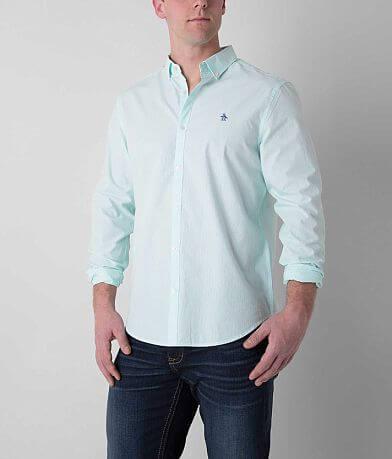 Penguin Core Stripe Shirt