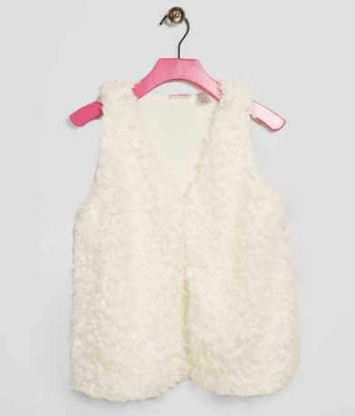Girls - Daytrip Faux Fur Vest