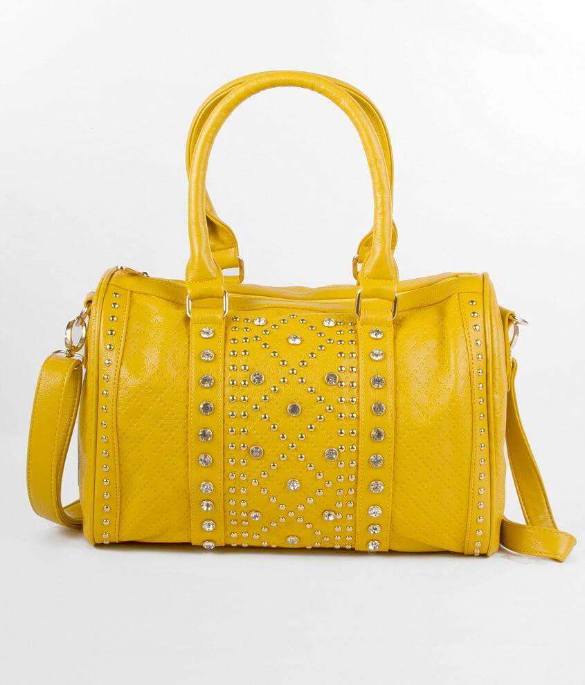 Symeli Studded Purse front view