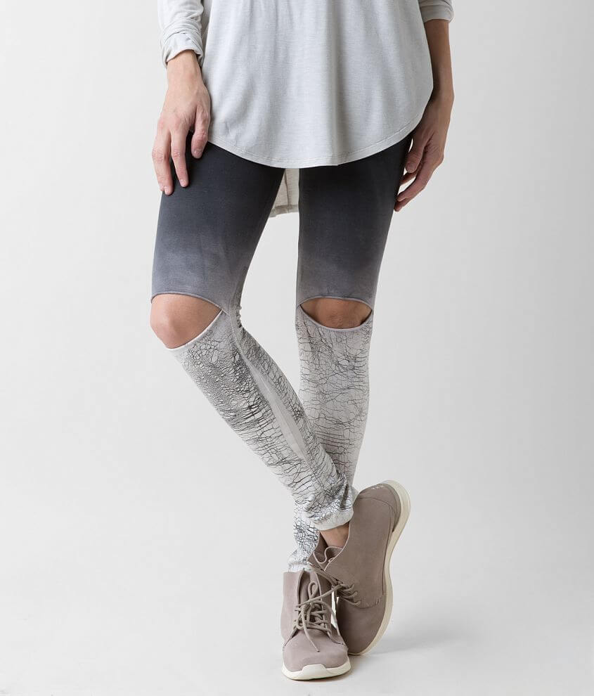 T Party Printed Legging front view