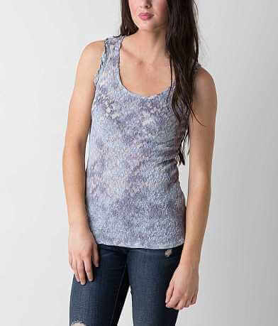 T Party Washed Tank Top