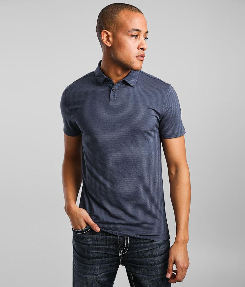 BKE Remy Performance Polo front view