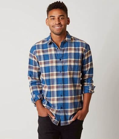 Tankfarm Regan Flannel Shirt