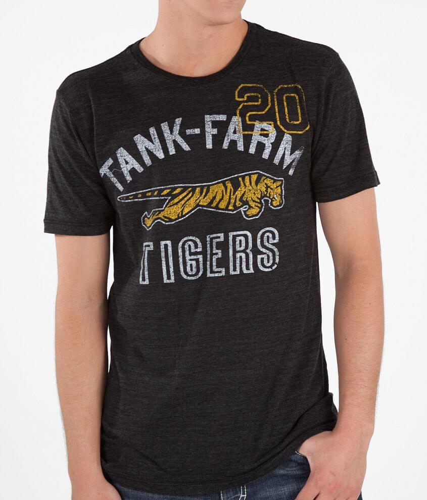 Tankfarm Tigers T-Shirt front view