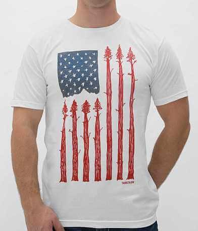 Tankfarm Arbor Flag T-Shirt