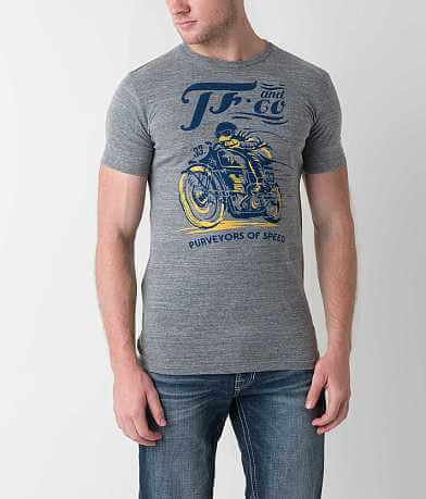 Tankfarm Pruveyors of Speed T-Shirt