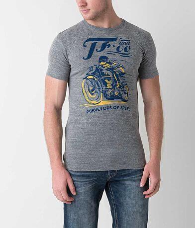 Tankfarm Pruveyors of Speed T-Shirt