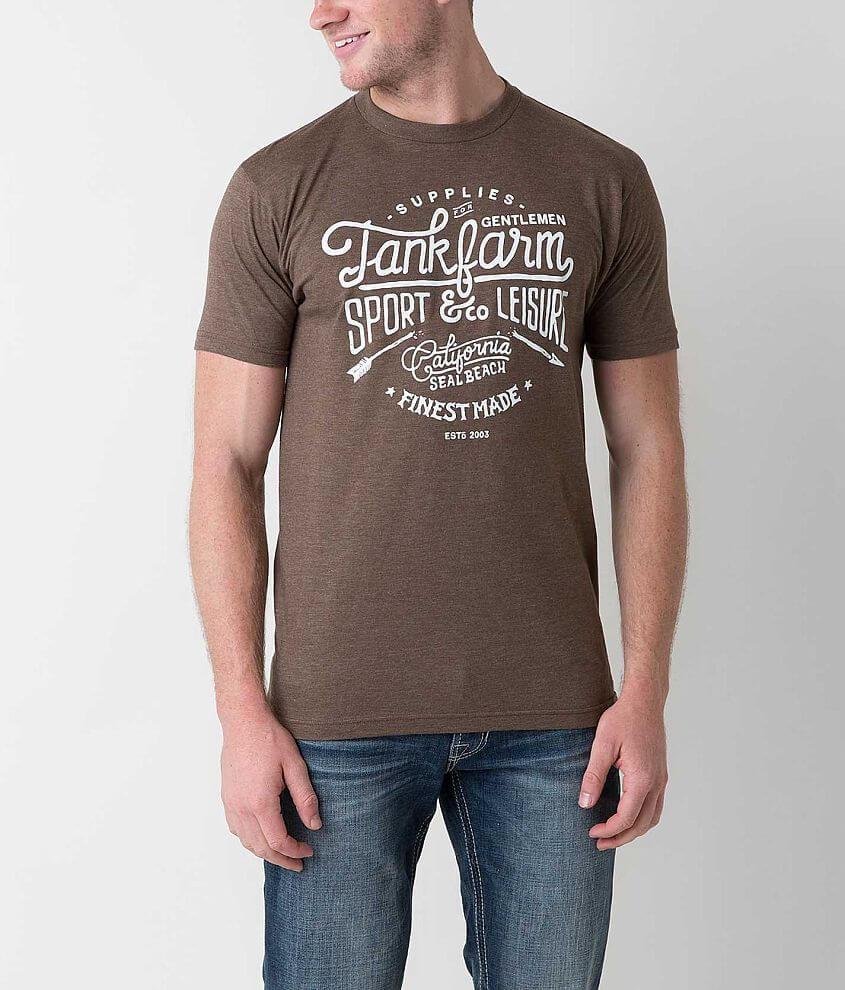 Tankfarm Finest Made T-Shirt front view