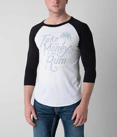 Tankfarm Take The Money & Rum T-Shirt