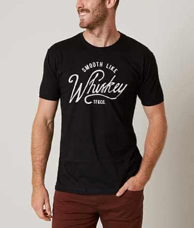 Tankfarm Smooth Like Whiskey T-Shirt