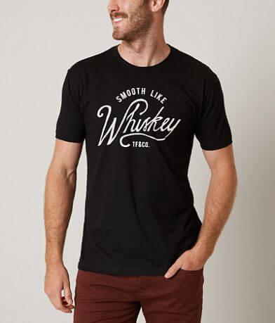 Tankfarm Smooth Like Whiskey T-Shirt