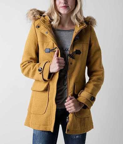 Madden Girl Textured Coat