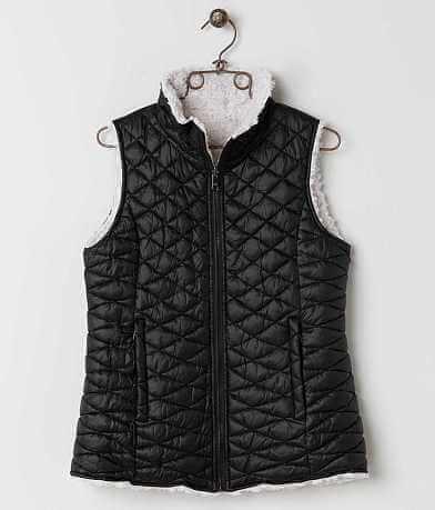 Steve Madden Reversible Vest