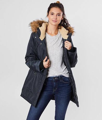 Madden Girl Cozy Coat