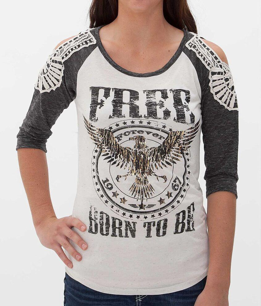 Daytrip Born To Be T-Shirt front view