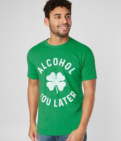 Buzz Alcohol You Later T-Shirt