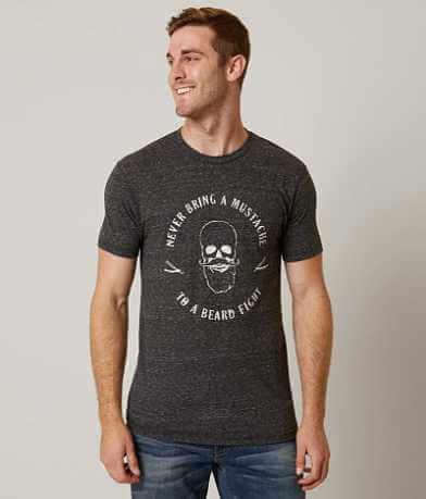 Buzz Never Bring A Mustache T-Shirt
