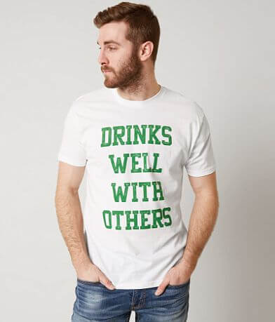 Buzz Drinks Well With Others T-Shirt