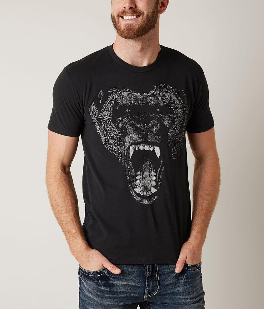 Supreme Being Gorilla T-Shirt front view