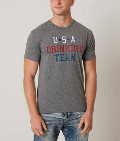 Buzz USA Drinking Team T-Shirt