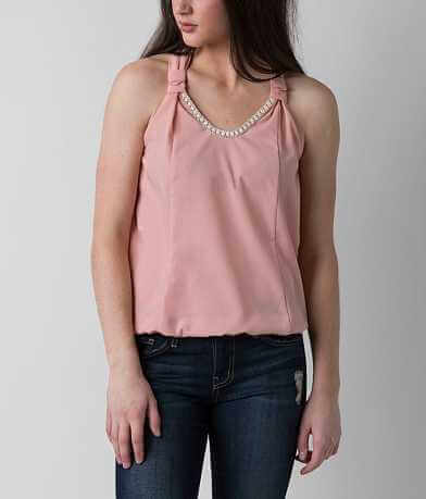 Daytrip Embellished Tank Top