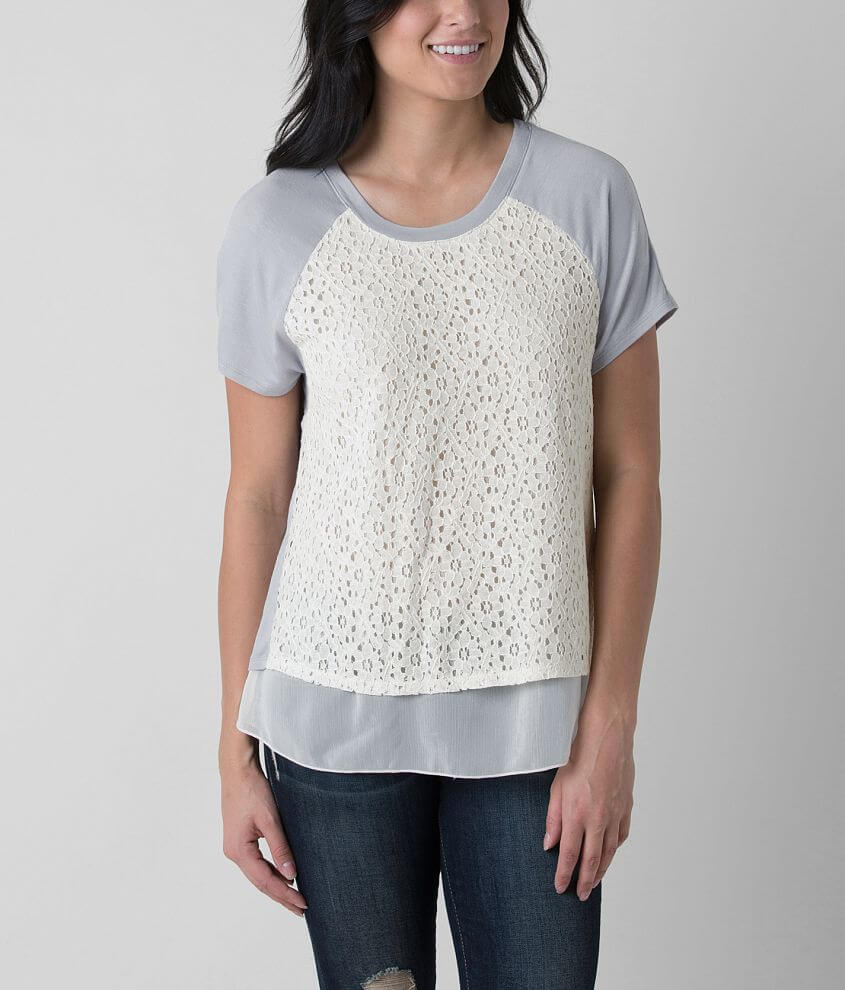 Daytrip Lace Top front view