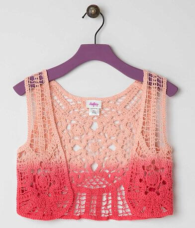 Girls - Daytrip Crochet Vest