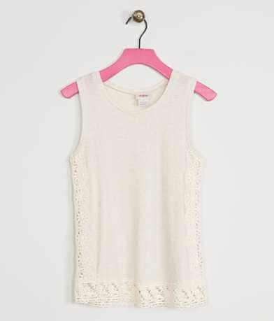Girls - Daytrip Crochet Tank Top