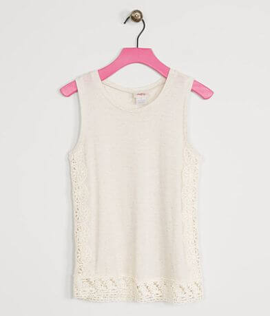 Girls - Daytrip Crochet Tank Top