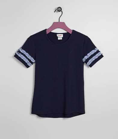 Girls - Daytrip Ruffle T-Shirt
