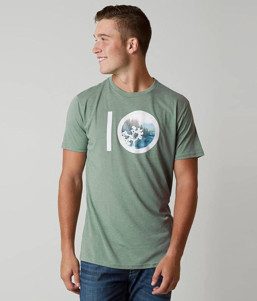 tentree Gabriel T-Shirt front view
