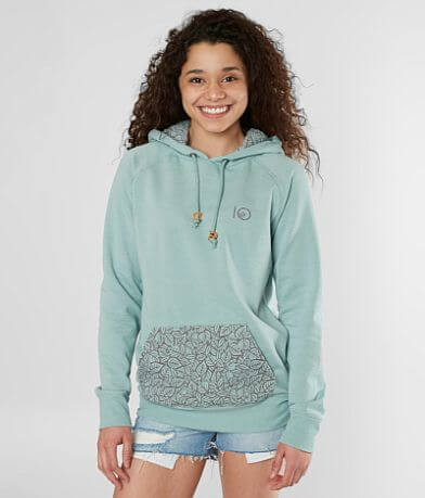 tentree Passion Flower Hooded Sweatshirt