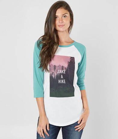tentree Take A Hike Raglan T-Shirt