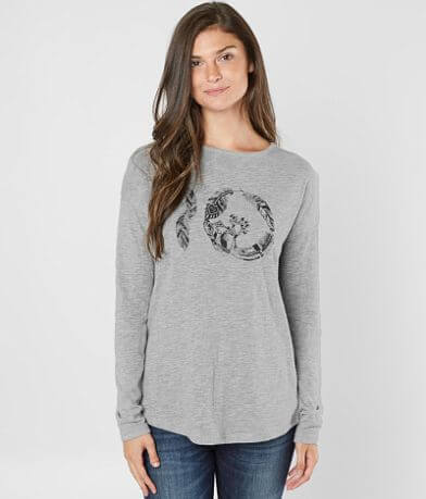 tentree Quill Tulip Back Top