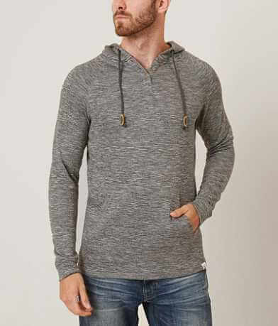 tentree Irvin Hooded Henley Sweater