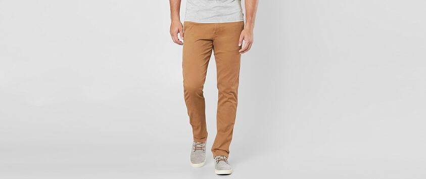 tentree Oaken Stretch Twill Pant front view