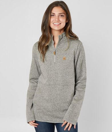 tentree Opal Quarter Zip Sweatshirt