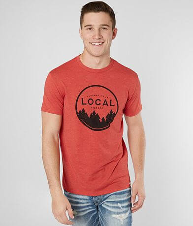 tentree Support Your Local Forest T-Shirt