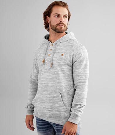 tentree Oberon Hooded Henley Sweatshirt