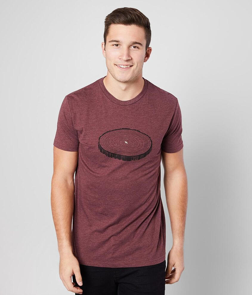 tentree Coaming T-Shirt front view