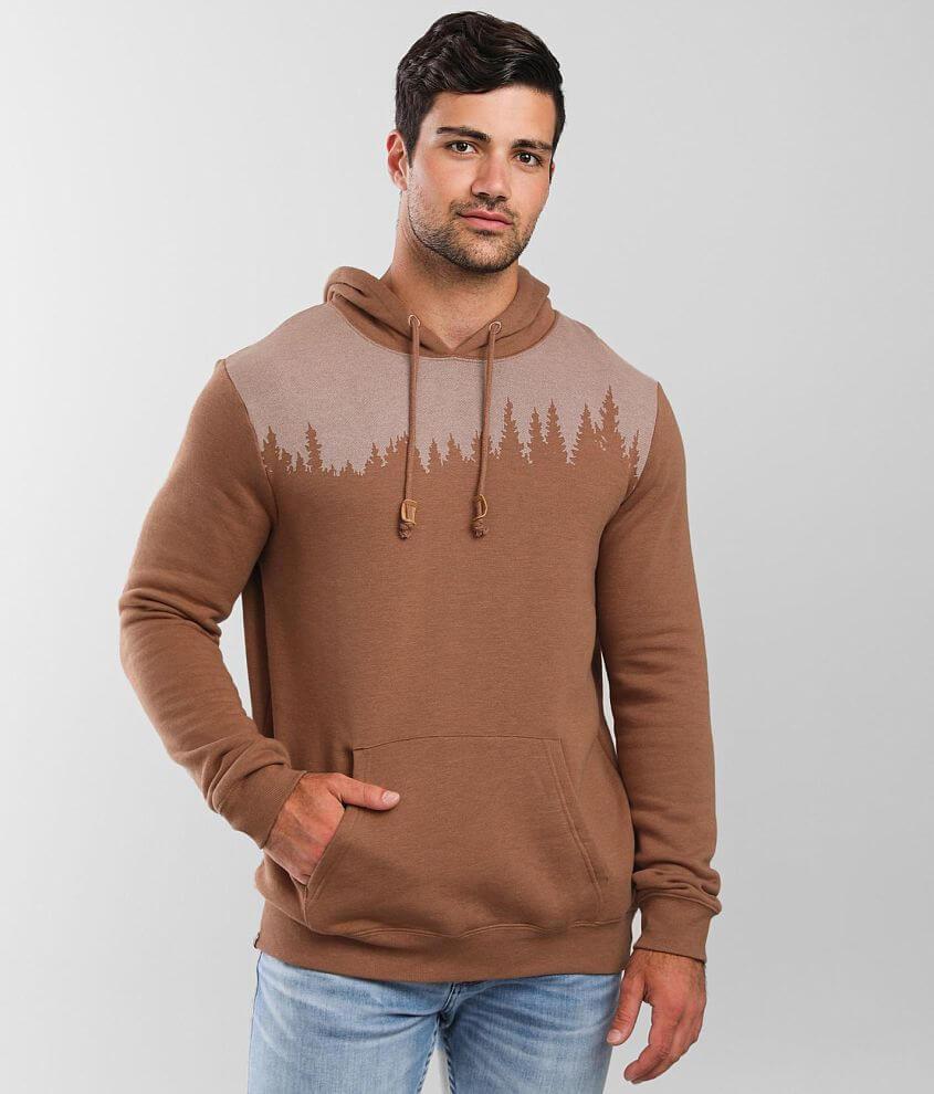 tentree Juniper Hooded Sweatshirt front view