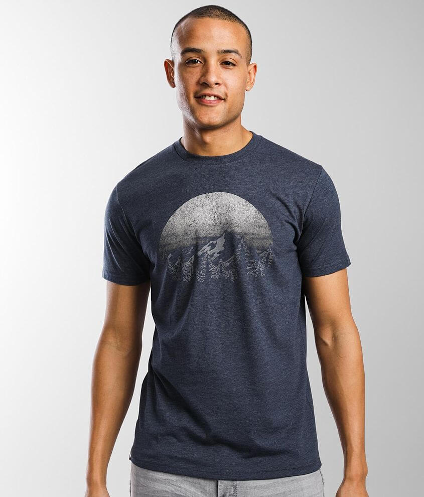tentree Vintage Sunset Treeblend T-Shirt front view
