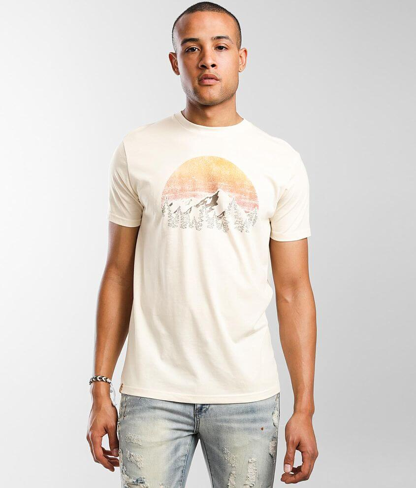 tentree Vintage Sunset T-Shirt front view