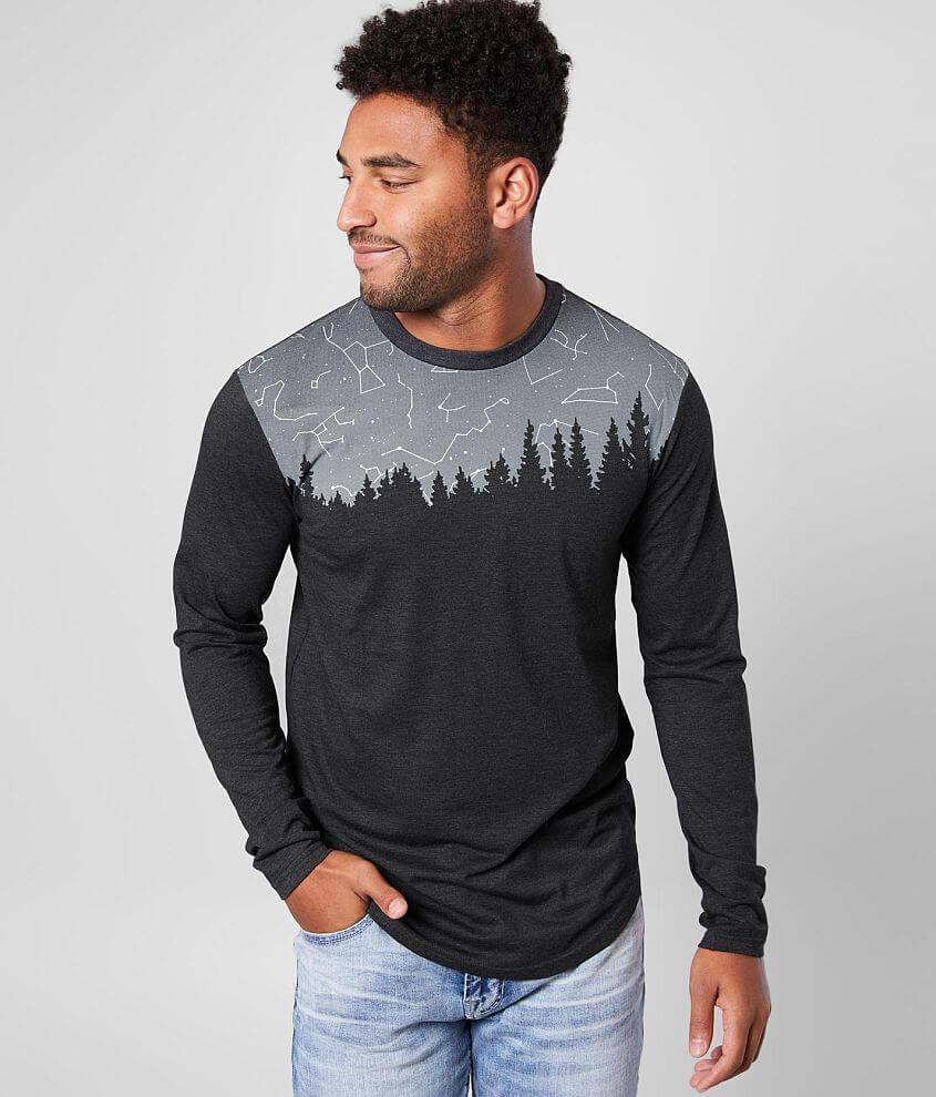 tentree Constellation Juniper T-Shirt front view