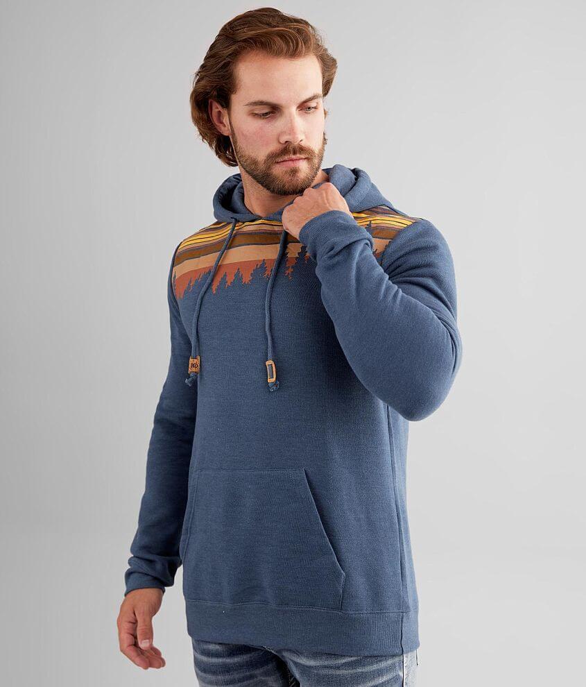 tentree Retro Juniper Hooded Sweatshirt front view