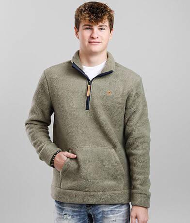 tentree Ecoloft Mock Neck Pullover