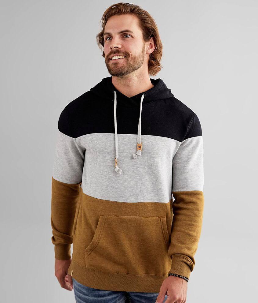 tentree Treefleece Hooded Sweatshirt front view
