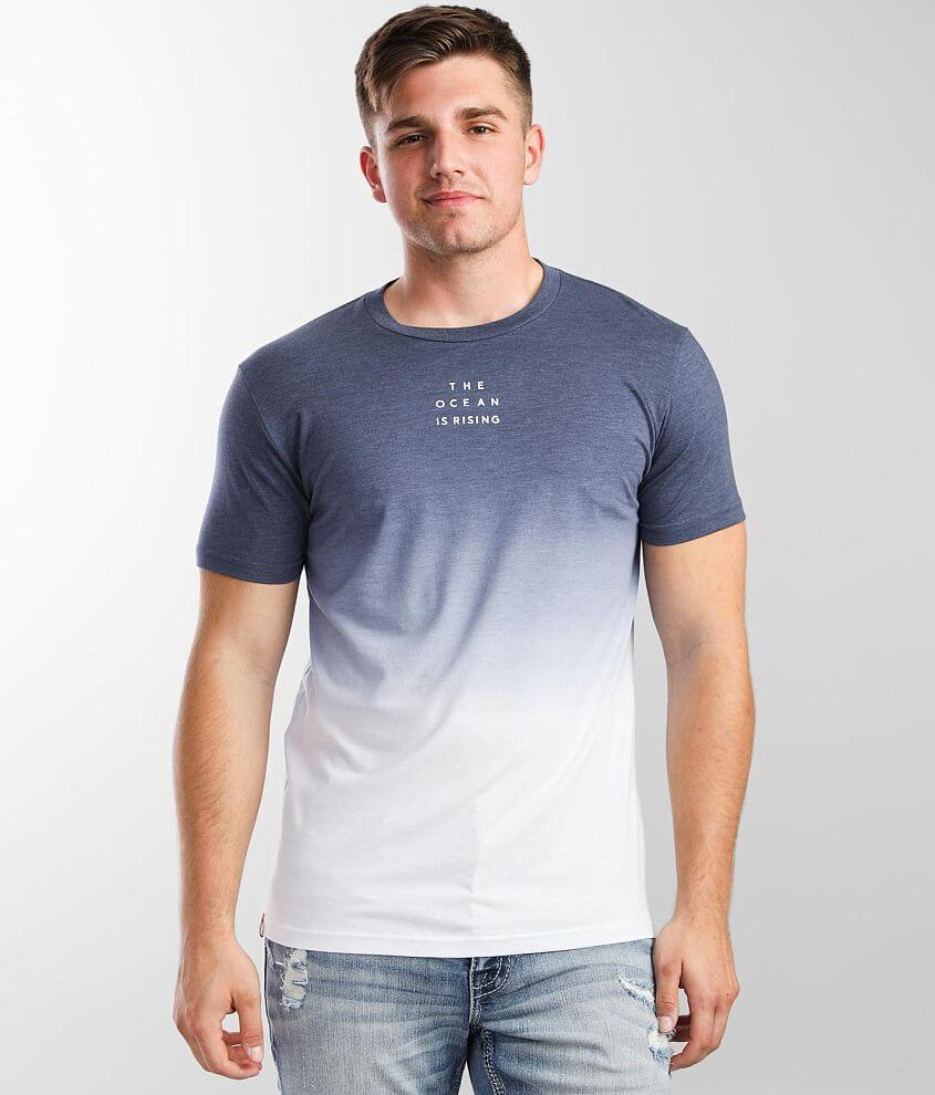 tentree The Ocean Rising T-Shirt front view